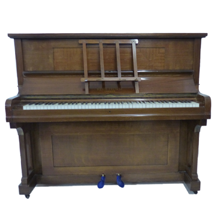 Keith Prowse 128cm Traditional Upright Piano Mahogany c1920